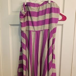 Maurices plus size 3 tube dress